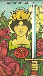 Queen of swords single