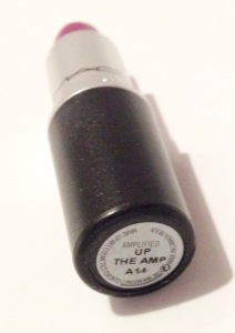 Up the Amp lipstick