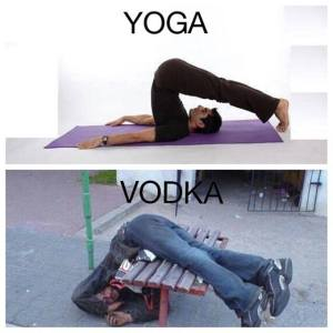 yoga vodka meme