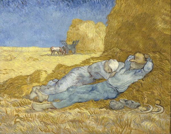 vincent_van_gogh_-_the_siesta_after_millet_-_google_art_project