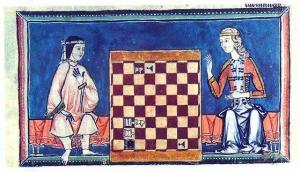 Muslim-and-Christian-women-play-chess